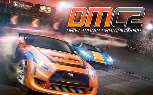 photo Wallpaper of Maple Media-Drift Mania Championship 2 Lite-