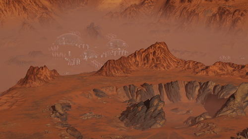 photo Wallpaper of Plug In Digital-Surviving Mars [PC/Mac Code   Steam]-