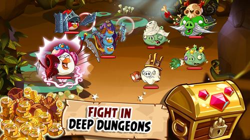 photo Wallpaper of Rovio Entertainment Corporation-Angry Birds Epic-