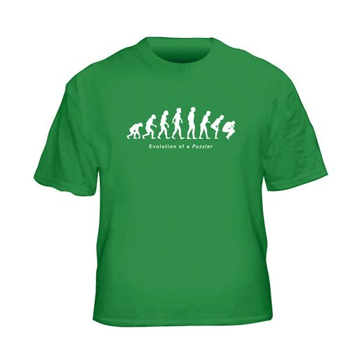 Evolution Tshirt - Womens