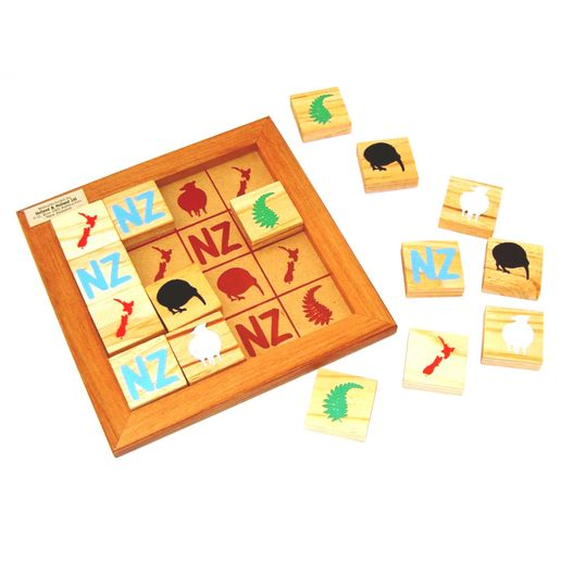 The Puzzling World Puzzle