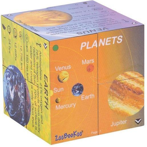 Zoobooku Cube - Planets