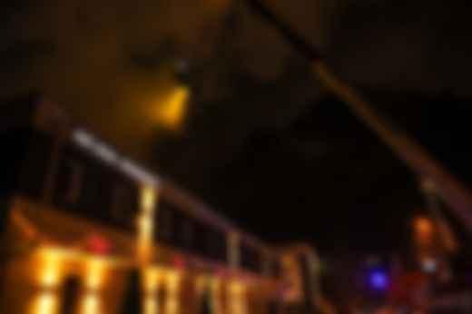 Пожар в одесской гостинице. Фото: Думская