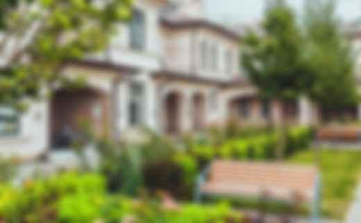 Таунхауси «Вілла Троянд». Фото: «Вілла Троянд»
