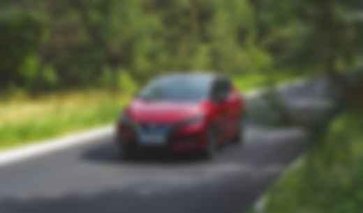 Экстерьер нового Nissan Leaf. Фото: Александра Ершова