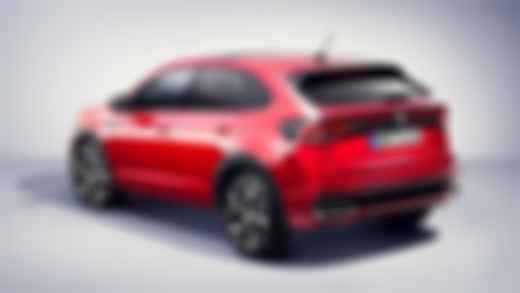 Volkswagen Taigo с опциональным пакетом R-Line. Фото: Volkswagen