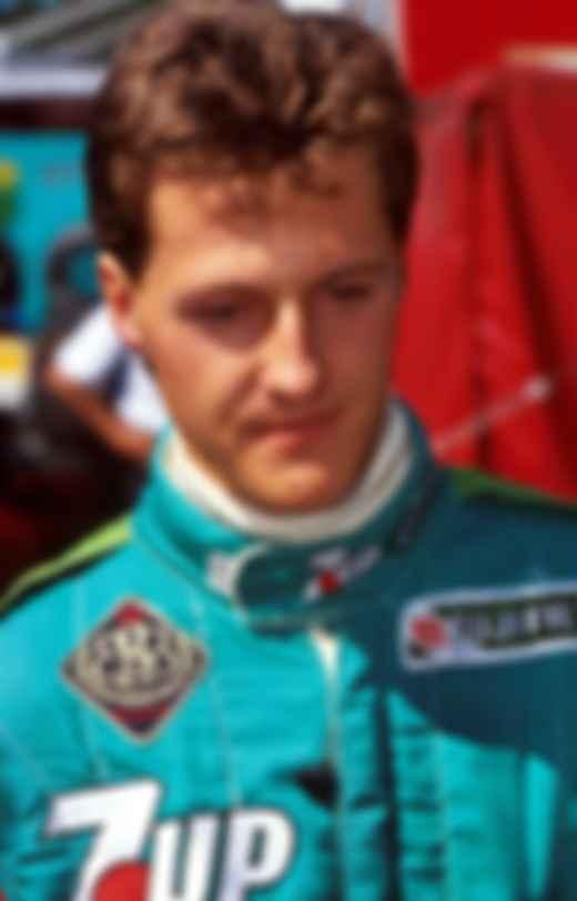 Михаэль Шумахер во время дебютной гонки Ф-1 на бельгийской Спа-Франкоршам. 25.08.1991. Фото: Motorsport