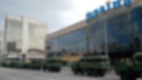 13 — 17 жовтня в Києві пройде виставка військової техніки. Фото: ВВС