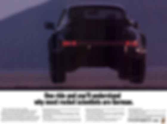 Фото: Porsche USA