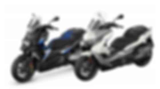 BMW C 400 GT и BMW C 400 X. Фото: BMW