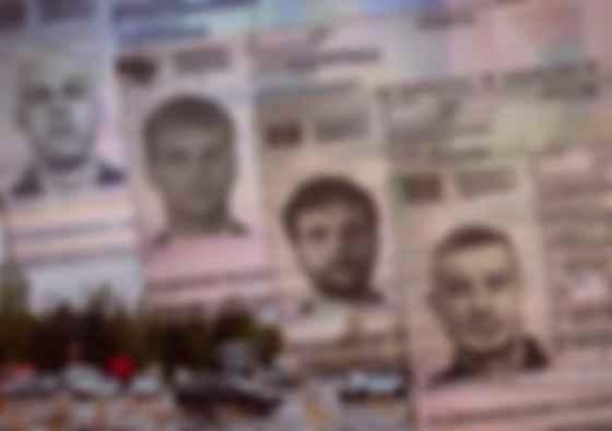 Вероятные похитители Николая Чауса. Фото: RISE Moldova