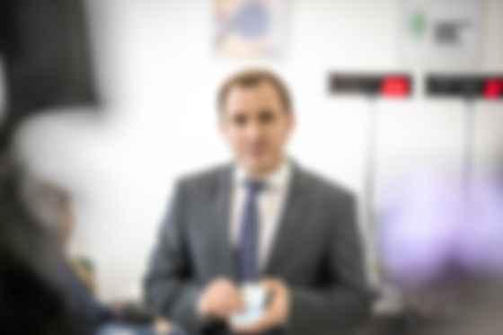 Заступник міністра внутрішніх справ України Сергій Гончаров. Фото: МВС