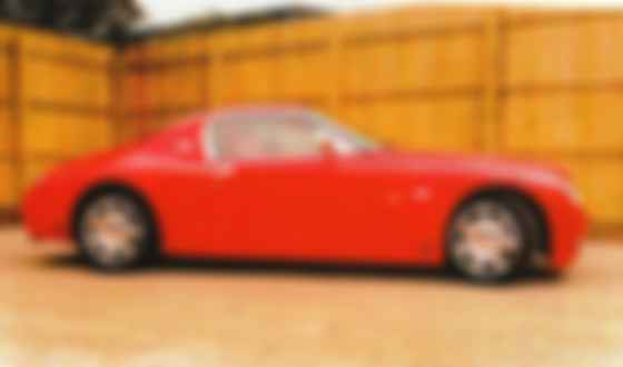 Попередник Bentley Continental GT — ретро-купе Buccaneer 1996 року. Фото: Autocar
