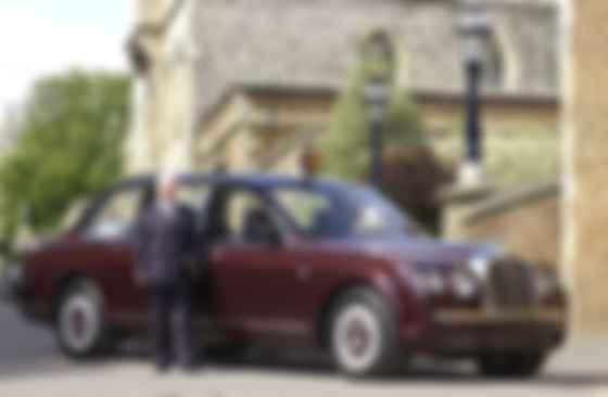 Королева меняет автомобили чаще, чем водителей. Фото: Bentley