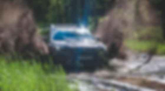Тест-драйв проходил в лесах Киевской и Черкасской областей. Фото: Александра Ершова