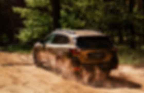 Геометрическая проходимость Subaru Outback осталась на высоте.  Фото: Subaru Ukraine