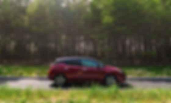 Силуэт Nissan Leaf остался узнаваемым. Фото: Александра Ершова
