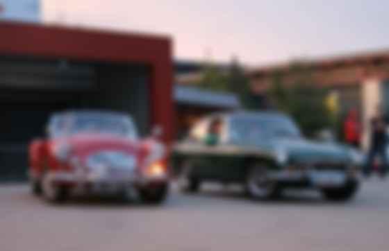 От славного прошлого MG остались лишь воспоминания и крупнейший в мире клуб одной марки MG Car Club. Фото: Сергей Суховский