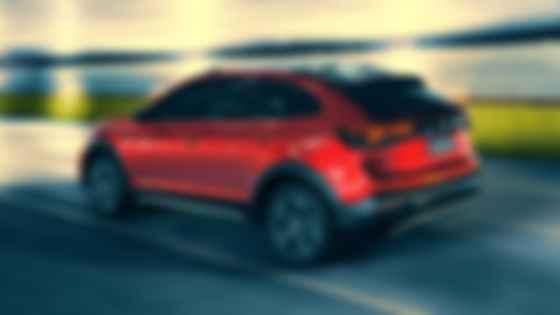 Кросс-купе Volkswagen Nivus, предназначенное для рынков Латинской Америки. Фото: Volkswagen