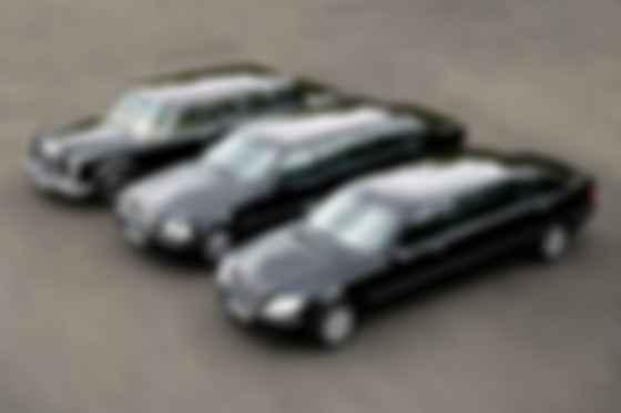 90% броневиков, на которых возят глав государств, несут эмблему Mercedes. Фото: Mercedes