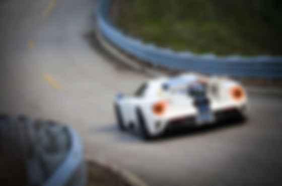 Как любой гоночный автомобиль, Ford GT40 проектировался с акцентом на прижимную силу. Фото: Ford
