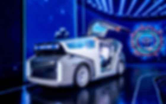 Серийное воплощение «умного» автомобиля Baidu Apollo появится в ближайшие 2-3 года. Фото: Baidu