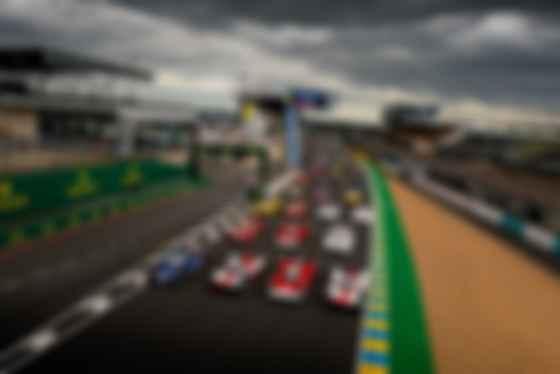 В нынешних 24 heures du Mans приняло участие рекордное число экипажей — 62. Фото: ACO