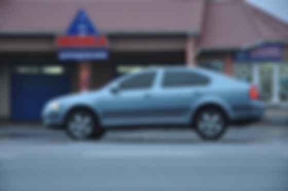 Самые востребованные автомобили 2004-2005 годов выпуска — Skoda Octavia. Фото: Сергей Суховский