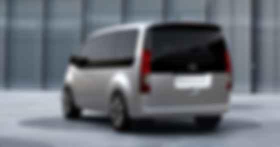 Hyundai STARIA в комплектации Business+. Фото: Hyundai