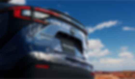 Главное отличие Subaru Solterra от соплатформенника Toyota bZ4X — оптика. Фото: Subaru