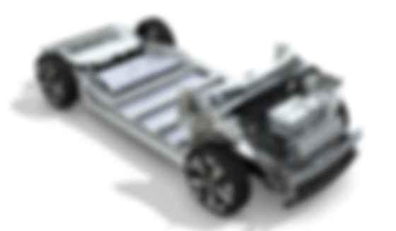Головний мінус платформи CMF-EV — «передньомоторне» компонування, через яке Renault Megane E-Tech позбувся переднього багажника. Фото: Renault