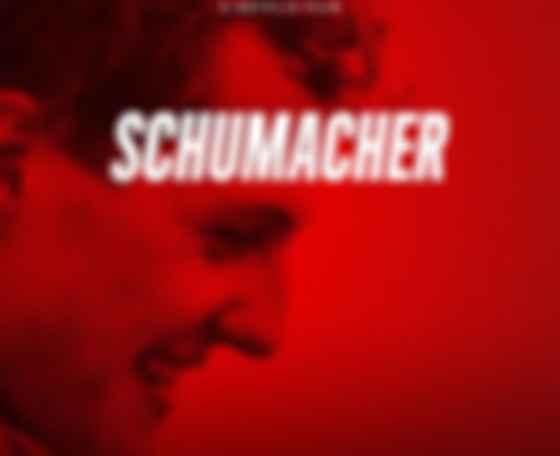 «Обложка» документального фильма Schumaher. Фото: Netflix