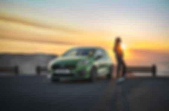 «Оспортивленная» модификация Ford Fiesta ST. Фото: Ford