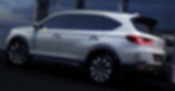 В мае габариты и экстерьер Honda BR-V второго поколения обрисовал прототип N7X. Фото: Honda
