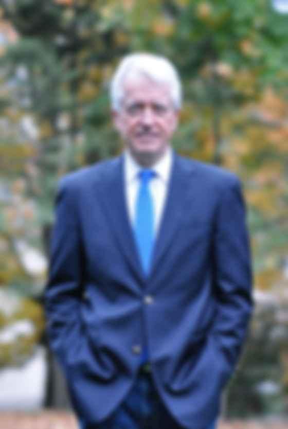 Джим Слэттери, почетный президент Ассоциации американских конгрессменов. Фото: личный архив