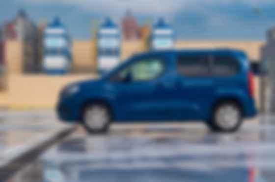 Opel Combo Life. Фото: Opel