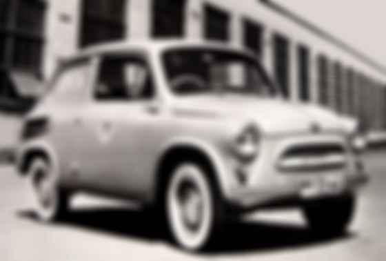 Самый редкий «Запорожец» — праворульный двухместный ЗАЗ-965С 1962 года
