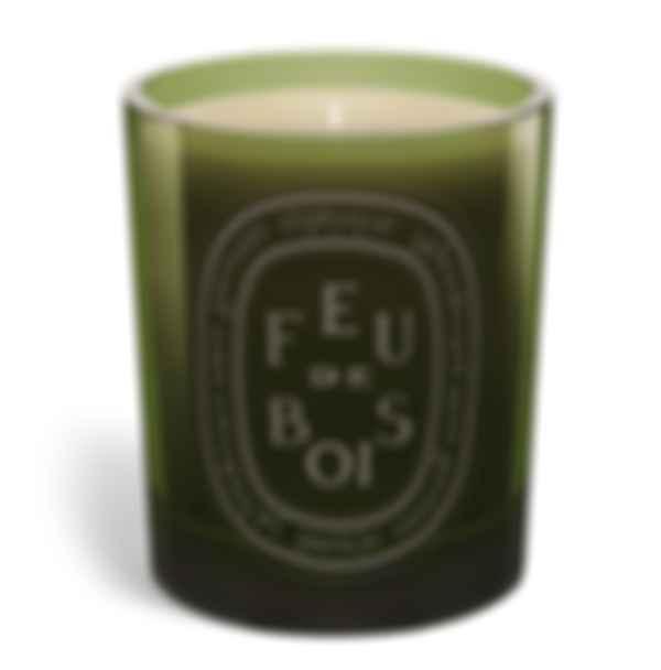 Парфюмерная свеча Feu de Bois. Фото: Diptyque