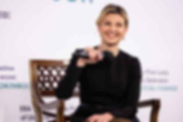 Елена Зеленская. Фото: Европейская Бизнес Ассоциация