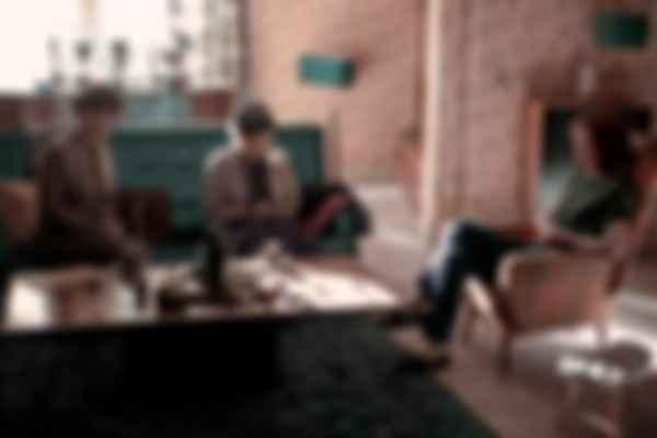 Интерьер сериала «Ход королевы». Фото: кадр из сериала
