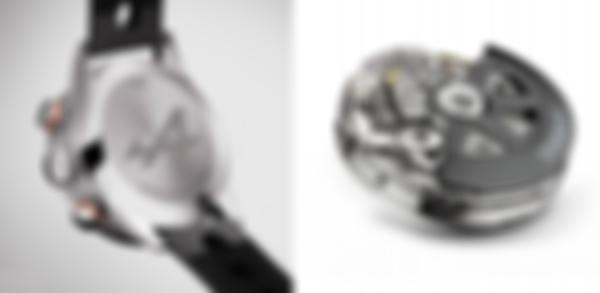 Силовий агрегат — автоматичний хронограф Valjoux A05.H31 зі збільшеним до 60 годин запасом ходу. Фото: Tissot