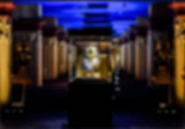 Музей Тутанхамона. Фото: ETA