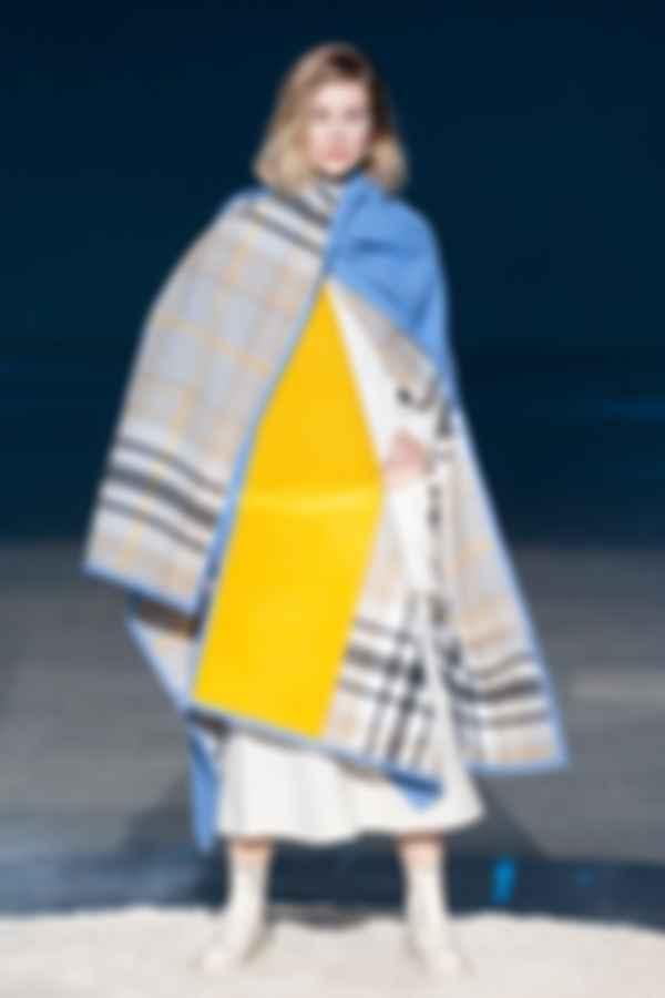Коллекция осень-зима 2021/2022 the COAT by Katya Silchenko. Фото: Ukrainian Fashion Week