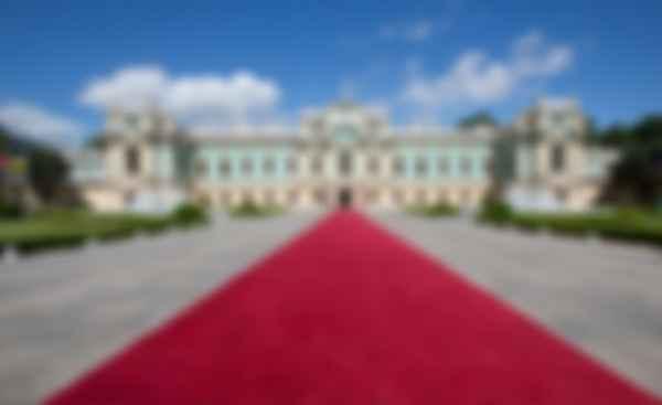 Мариинский дворец. Фото: УНИАН