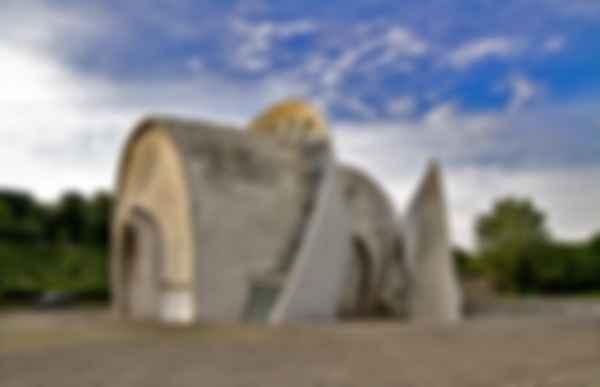 Крематорий на Байковом кладбище. Фото: livejournal / Roman Grabezhov