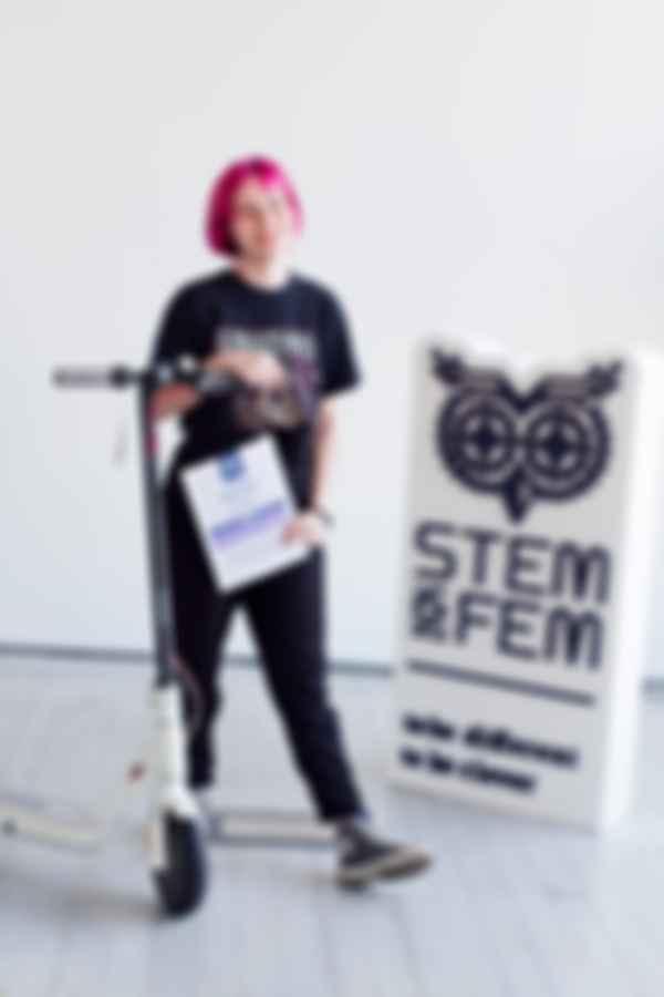 Фото: STEM is FEM