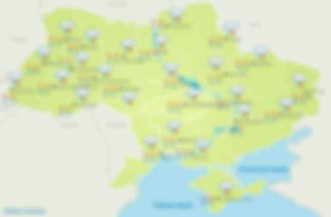 Погода в Украине 11 июня. Фото: Гидрометцентр