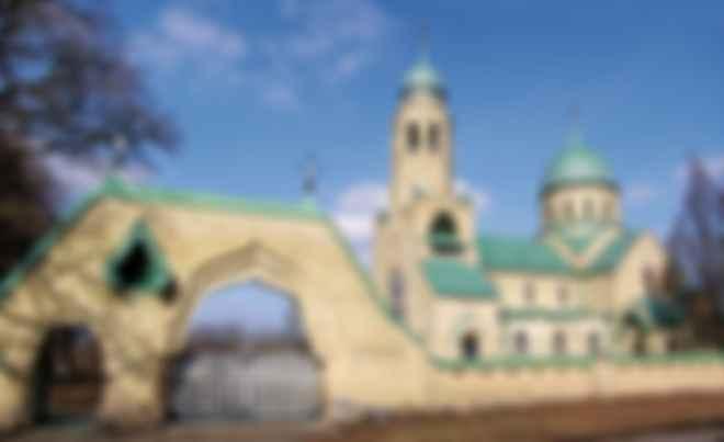 Куда поехать летом: Покровская церковь. Фото: Украина Инкогнита