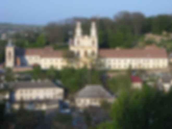 Туристический маршрут 2020: Бучачский замок