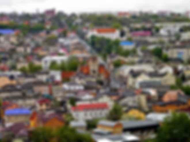 Город Чортков. Фото: Украина Инкогнита/Андрей Бондаренко